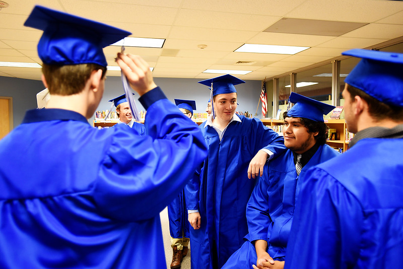 Lyons High School Graduation