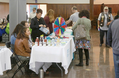 Belotti Hall hosts a variety of services to all veterans and their families. (Shaun Walker -- The Times-Standard)