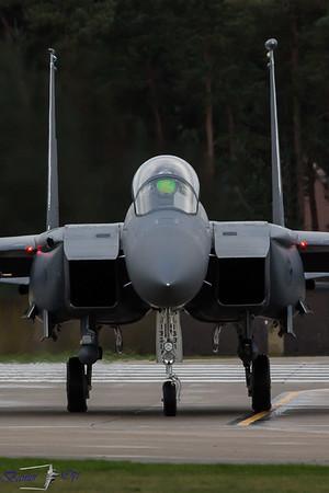 RAF Lakenheath : 17th December 2015