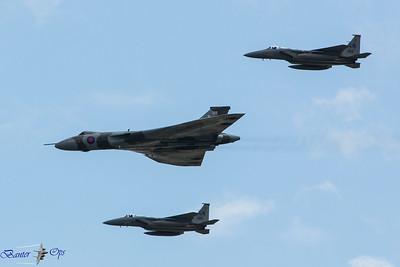 Vulcan & Eagles