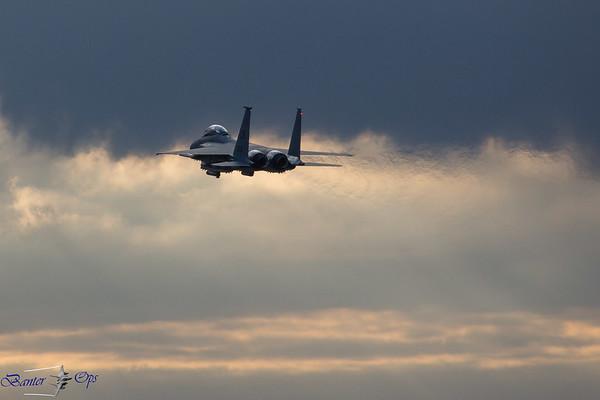 RAF Lakenheath : 8th October 2015