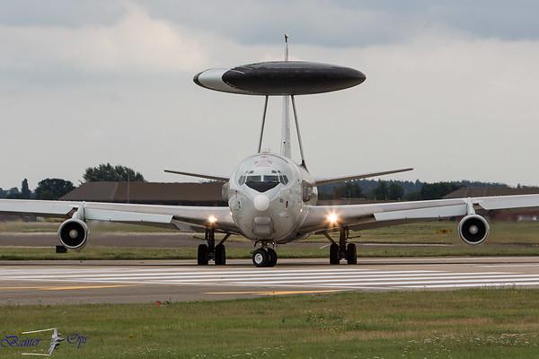 RAF Mildenhall : 21st August 2015