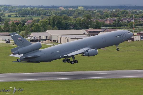 RAF Mildenhall (Base Tour) : 19th May 2015