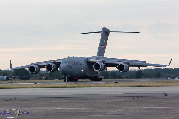RAF Mildenhall & RAF Lakenheath : 26th June 2015