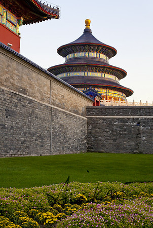 Temple of Heaven from BEND LIKE THE WILLOW
