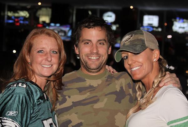 Eagles Game @ Xfinity Live 11/26/2012