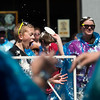 """Brandon Reynolds exclaims after he is hit by a whipping cream pie during a pie fight in Longmont on Saturday. <br /> More photos:  <a href=""""http://www.dailycamera.com"""">http://www.dailycamera.com</a><br /> (Autumn Parry/Staff Photographer)<br /> August 27, 2016"""