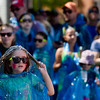 """Mackenzie Hay, 8, with the RhuBarbarians, pulls pie out of her hair as she awaits the judges results, following a pie fight in Longmont on Saturday. The Twin Peaks Rotary Club held a pie fight to raise money for St. Vrain Valley School District Rotary Youth Programs.  <br /> More photos:  <a href=""""http://www.dailycamera.com"""">http://www.dailycamera.com</a><br /> (Autumn Parry/Staff Photographer)<br /> August 27, 2016"""