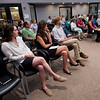 "People gather for the public hearing held by the county commissioners, at the Boulder County Courthouse on Thursday to discuss extending collections of a sales and use tax which would help fund open space acquisition and sustainability programs. <br /> More photos:  <a href=""http://www.dailycamera.com"">http://www.dailycamera.com</a><br /> (Autumn Parry/Staff Photographer)<br /> July 28, 2016"