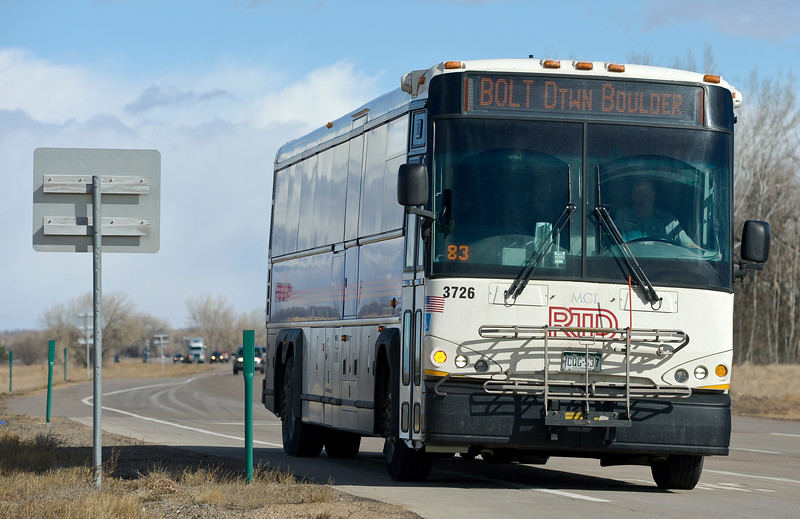RTD BOLT BUS ROUTE