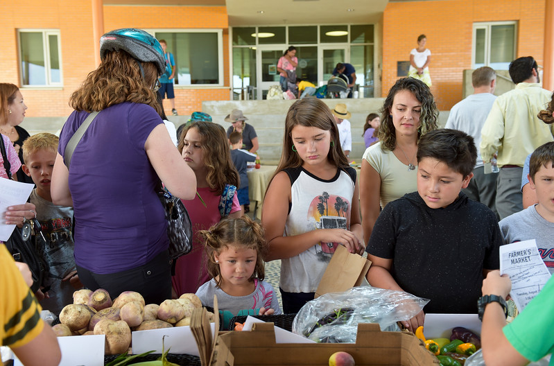 RED HAWK ELEMENTARY FARMERS MARKET