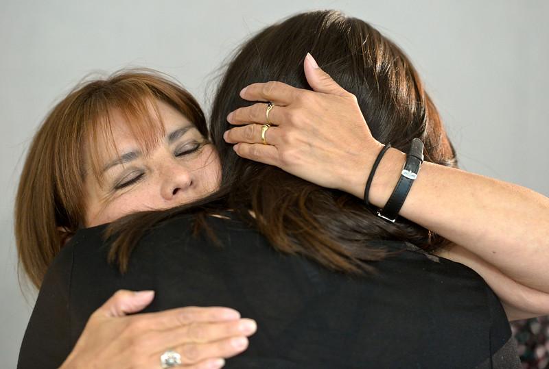 Rita Gutierrez-Garcia  FAMILY PRESS CONFERENCE