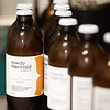"Bottles of Rowdy Mermaid Kombucha make their way down the production line after they are labeled. Rowdy Mermaid Kombucha is the first kombucha maker in the state to get their liquor license. <br /> For more photos go to  <a href=""http://www.dailycamera.com"">http://www.dailycamera.com</a><br /> (Autumn Parry/Staff Photographer)<br /> June 27, 2016"