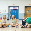 "Campers play a game of ""Alien."" <br /> (Rachel Wisniewski -- For Digital First Media)"