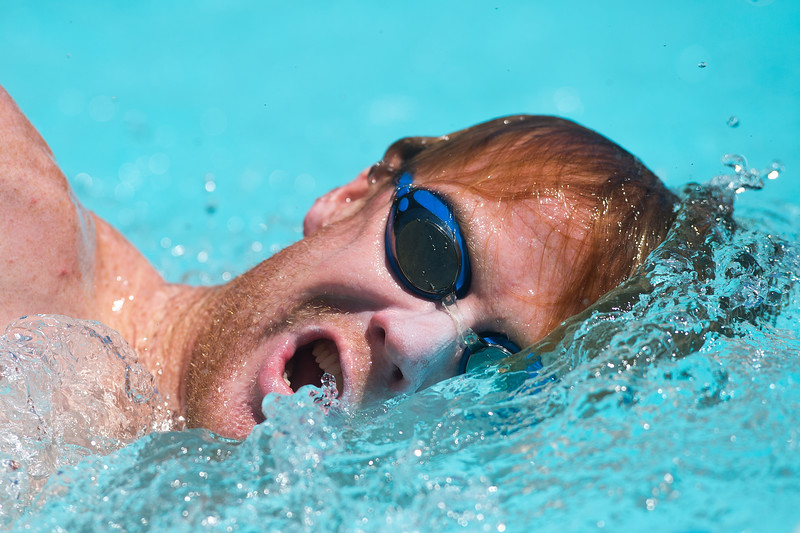 "Paul Ambrose swims during a workout with Boulder Aquatic Masters at the pool in Scott Carpenter Park in Boulder on Thursday. Boulder city pools at Scott Carpenter Park, North Boulder Recreation Center and East Boulder Recreation Center are slated for $11 million of capital improvements over the next three years.<br /> More photos:  <a href=""http://www.dailycamera.com"">http://www.dailycamera.com</a><br /> (Autumn Parry/Staff Photographer)<br /> June 16, 2016"