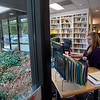 "Katelin Ross, the publicity and marketing coordinator, works on her computer at Shambhala Publications on Friday. Shambhala Publications is the world's largest English-language Buddhist book publishing company, and is celebrating its one-year anniversary in Boulder. <br /> More photos:  <a href=""http://www.dailycamera.com"">http://www.dailycamera.com</a><br /> (Autumn Parry/Staff Photographer)<br /> September 30, 2016"