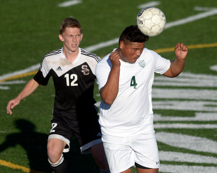 SILVER CREEK AT NIWOT BOYS SOCCER