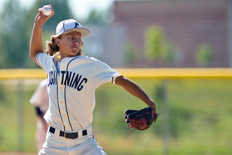 SILVER CREEK Lightning Baseball's BASEBALL