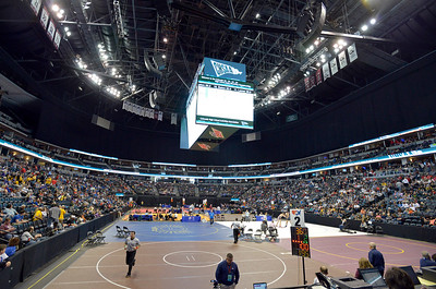Photos: State Wrestling Final Day