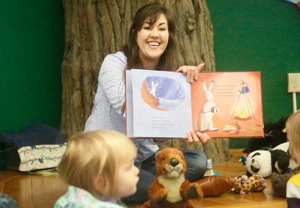 Photos: Stories and Stuffies at the zoo