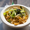 "Cold Chinese tofu noodle salad with hand cut local Colorado Sun tofu sheets, ginger and  green onions, tossed in house-made sesame oil dressing, is served by The Ginger Pig food truck at the new Rayback Collective food truck court in Boulder on Thursday. <br /> More photos:  <a href=""http://www.dailycamera.com"">http://www.dailycamera.com</a><br /> (Autumn Parry/Staff Photographer)<br /> July 28, 2016"