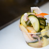 "Local seasonal asian pickles is served as a side with many meals made by The Ginger Food Truck.<br /> More photos:  <a href=""http://www.dailycamera.com"">http://www.dailycamera.com</a><br /> (Autumn Parry/Staff Photographer)<br /> July 28, 2016"