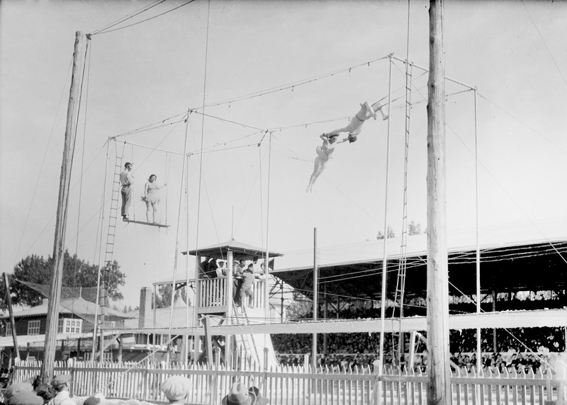 The Boulder County Fair in circa 1919-22 Boulder Historical Society photos.