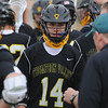 Thompson Valley's Jared McFerran during a game on Thursday, April 19, 2018 at Dawson School in Lafayette, Colorado. (Sean Star/Loveland Reporter-Herald)