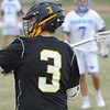 Thompson Valley's Colby Mauck during a game on Thursday, April 19, 2018 at Dawson School in Lafayette, Colorado. (Sean Star/Loveland Reporter-Herald)