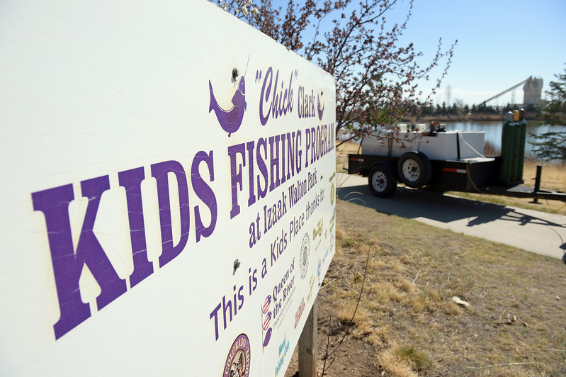 KIDS FISHING PROGRAM