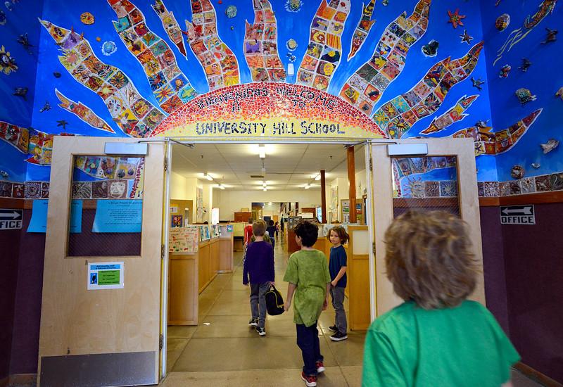 University Hill Elementary