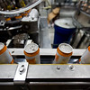 "Cans of beer make their way down the production line at Upslope Brewing Company in Boulder on Thursday.<br /> More photos:  <a href=""http://www.dailycamera.com"">http://www.dailycamera.com</a><br /> (Autumn Parry/Staff Photographer)<br /> July 20, 2016"
