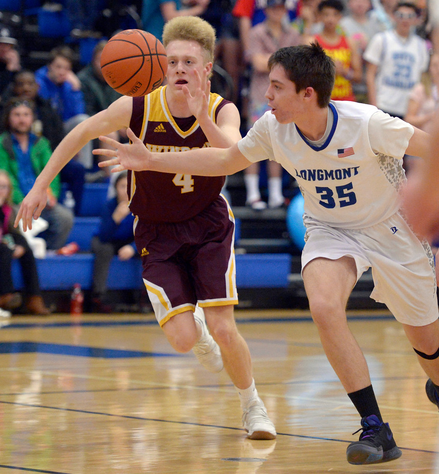 WINDSOR AT LONGMONT BOYS BASKETBALL
