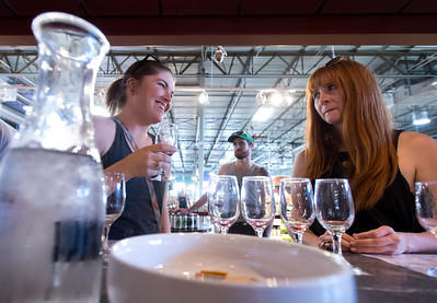 Photos: Wine Tasting at Wyatt's Wet Goods