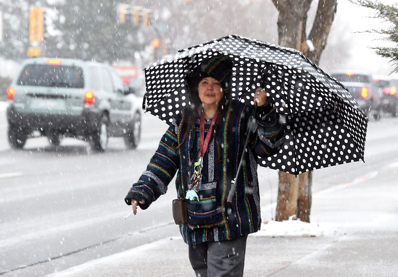 Longmont Weather on Feb. 23, 2017
