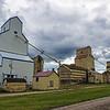 117  Mossleigh grain elevators