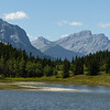 72  Middle Lake, Bow Valley Provincial Park