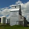 66  Kirkpatrick grain elevator, near Drumheller