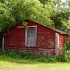 95  Little red cabin