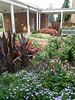 Benjamin Building Courtyard Garden