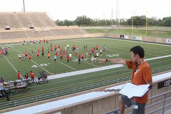 Stadium Rehearsals