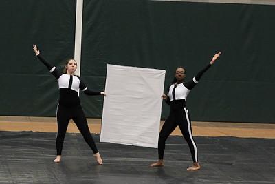 3/24/2016 - PSHS Winter Guard Showcase show