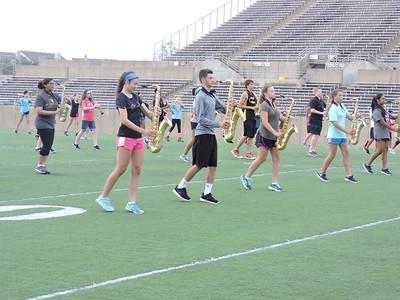 8/15/2016 - Evening Stadium Rehearsal