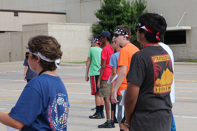 CHS Band Camp - Week 1