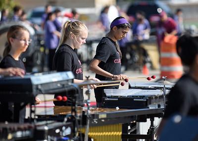 11/12/2016 - Lewisville Drumline Competition