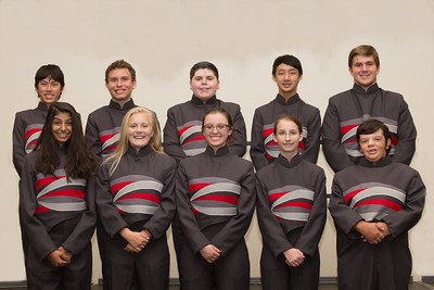 8/8/2016 - CHS Band Section picturess - Front Ensemble Take 2