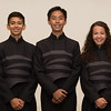 08/09/2016 - CHS Band Section Pictures - Drum Majors
