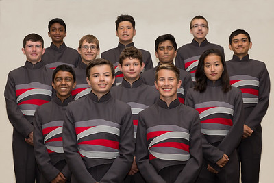 08/09/2016 - CHS Band Section Pictures -  Trombones