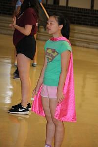 08/10/2016 - CHS Band Camp - Spirit Week - Super Hero Day
