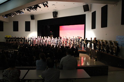05/23/2017 - Spring Concert - Brass Choir